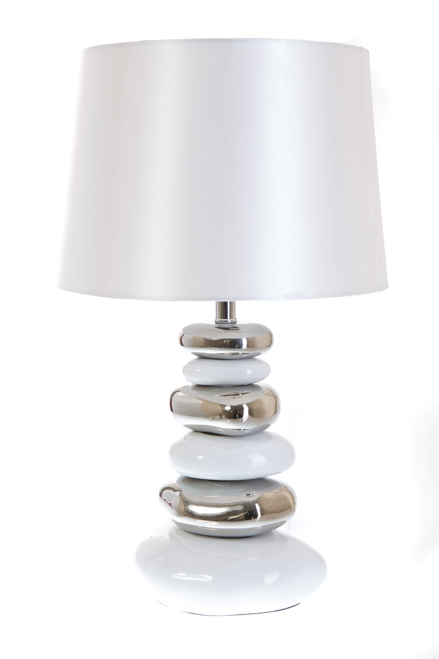White Table Lamp -